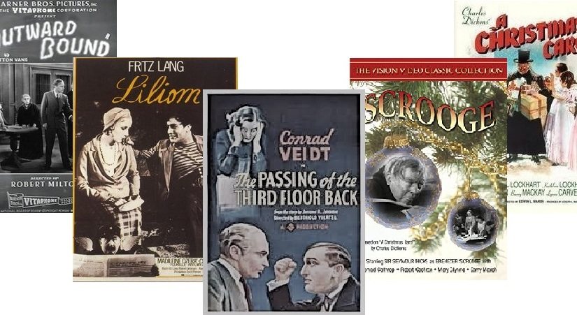 Imagining an Afterlife: Movies From the1930s